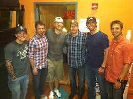 Chase Rice - Backstage with my brother Casey and my...   Facebook