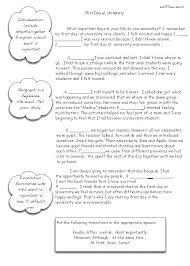 Short Story Plan Template Story Writing Outline Template Narrative Writing Exercises And