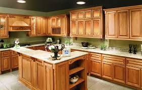 Small Picture Kitchen Decorating Ideas With Oak Cabinets Floor That Match Oak