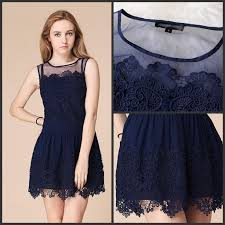 2015 Lace Short Bridesmaid Dress Lovely Beautiful Graceful Flowing