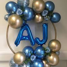 Image result for balloon hoop