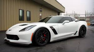 corvette c7 z06 car vehicle white cars wallpapers hd desktop and mobile backgrounds