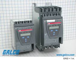 pst abb soft starters industrial electronics
