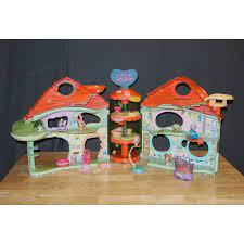 Mua HÀNG CŨ - Đồ chơi búp bê LPS Hasbro - Nhà lớn nhất Biggest Littlest Pet  Shop — Đồ chơi trẻ em
