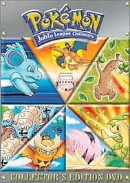 pokemon joto league. Simple League Pokmon Johto League Champions Pokemonseason4DVDvol1jpg Inside Pokemon Joto A