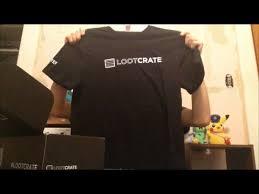 loot crate unboxing bonus gift