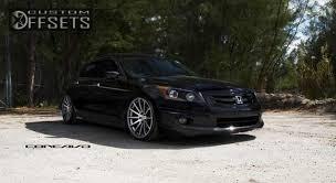 honda accord 2008 custom. Brilliant Custom 1 2008 Accord Honda Lx 4dr Sedan 24l 4cyl 5a Dropped 3 Concavo Cw 12  Machined Intended Custom