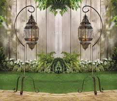 moroccan outdoor lighting. Hanging Moroccan Lantern Pendant Candle Holder Lamp Floor Stand Outdoor Lighting H