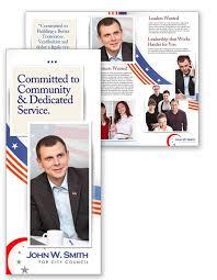 Campaign Brochure Political Campaign Brochure Designs Political Campaign