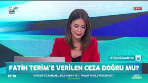 Evren Turhan, ''TFFnin Açıklaması Beni Tatmin Etmedi.'' / A Spor / Spor  Gündemi / 07.09.2019 - YouTube
