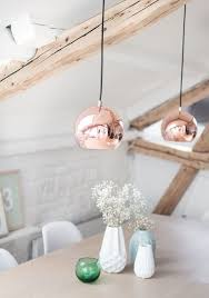 classic modern rose gold hardwire ceiling pendant light fixture
