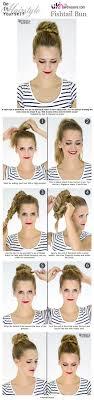 Different Bun Hairstyles 15 Pretty Unique And Easy Bun Hairstyle Ideas Tutorials Gurlcom