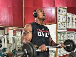 Bodybuilding Workout Chart For Men Pdf The Rock Is Sharing His Kickass Bodybuilding Workouts For