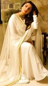 White Designer Outfits White Sakina Pakistani Dresses Indian Designer Outfits