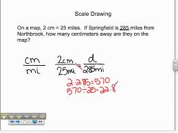 Scale Drawing - YouTube