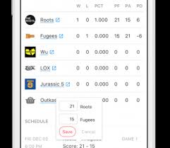 Sports Schedule Maker Excel Template Samples Free League
