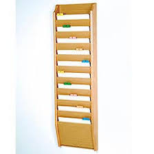 Bookcases Displays Medical Chart File Holders Wooden