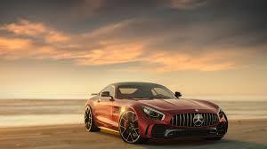 Wallpaper 4k Mercedes Benz Amg Gt CGI ...
