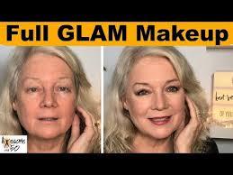 full glam makeup from former model beauty make up tips on hooded eyes etc women over 50