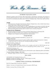 How To Write Volunteer Work On A Resume Resume For Your Job