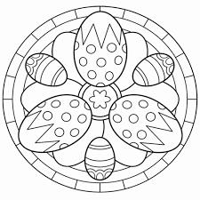Mandala Da Colorare Per Bambini Da Stampare Elegante Disegni