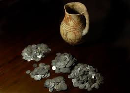 Resultado de imagen de el tesoro de las reliquias enterradas en la tierra