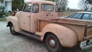 1950 Chevy 3100 Pickup Truck - YouTube
