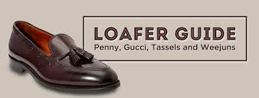 <b>Loafer Shoes</b> Guide For Men - Penny <b>Loafers</b>, Tassels & Gucci ...