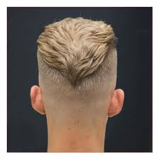 V Hairstyle mens facial hairstyles plus v fade hairstyle with textured slick 3504 by wearticles.com