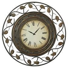36 wall clock decorative wall clock 36 inch wall clock kit