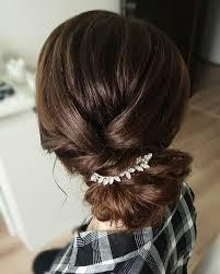 účes Na Maturitní Ples Hair Hairstyling Hairstyle Hairwedding