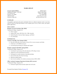 Law Student Resume Template Legal Cv Pre Sample Word Grad Graduate ...