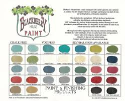 Blackberry House Paint Color Chart January 2015 In 2019