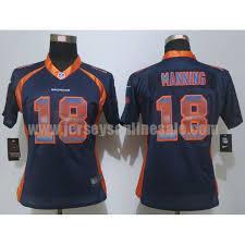 Peyton Women Broncos Jersey Manning