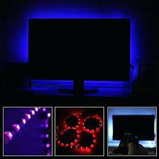 Tv accent lighting Modern Led Tv Light Kit Led Multi Color Home Theater Kit Of Listed Led Waterproof Strip Lights Lilianduvalcom Led Tv Light Kit Led Multi Color Home Theater Kit Of Listed Led