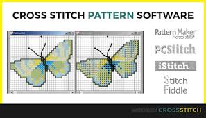 Cross Stitch Pattern Generator Extraordinary Which Cross Stitch Pattern Software Is Best Modern Cross Stitch