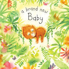 Baby Girl Baby Boy New Baby Congratulations Card New Baby Card