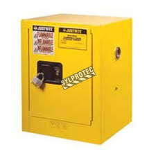 flammable liquids storage cabinets 4 gallons approved by fm nfpa and osha