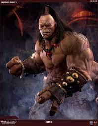 GORO 1/3 Statue Mortal Kombat X Pop Culture Shock ca 85 cm Limitiert auf  nur 150 Stück – bunker158.com