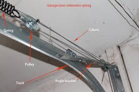 how to adjust extension springs garage doors repair guide with interesting garage door extension springs