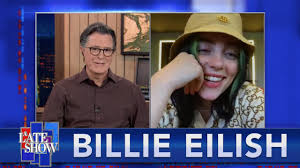 """You're Seeing A Sliver Of My Life At That Time"""" - Billie Eilish ..."""