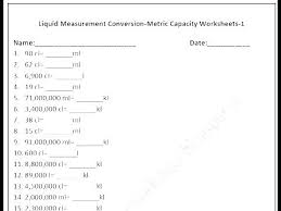 Weight And Measure Chart Weight Measurements Metric Math Metric System Conversion Chart For