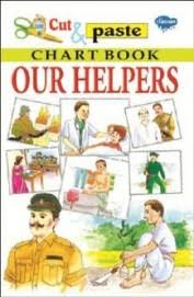 Helpers Chart Buy Our Helpers Chart Book Cut Paste Book Na 8131005704