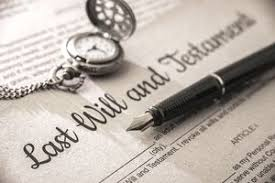 Intestacy Rules Chart What Happens Whey If You Die Without A Will In Florida