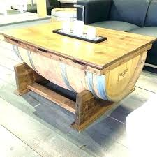 coffee tables target wine storage trunk coffee table coffee table wine storage side tables side table wine rack coffee our barrels furniture