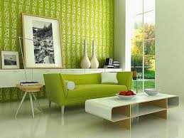 Wallpaper Living Room Romantic Wallpaper Designs For Living Room With Lily Flower