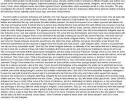 tragic hero essay antigone tragic hero essay