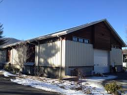 Steel Built Homes Metal Building With Stone Google Search Office Bldg