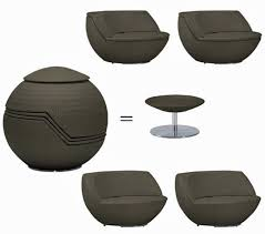 outdoor stacking chair and stool sets