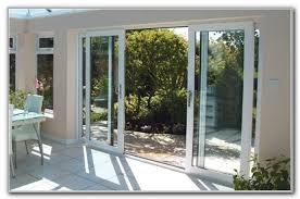 4 panel sliding patio doors patios home furniture ideas